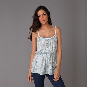 Free People We The Free Butterfly Shadows Tank, S